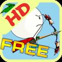 Radish archer icon
