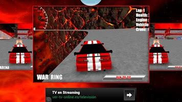 Screenshot of Brutal Death Racing