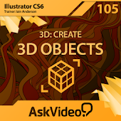 Illustrator CS6 3D Objects