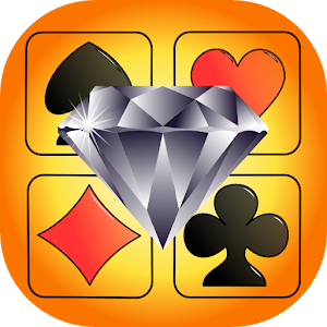 Diamond Solitaire HD Free for PC and MAC