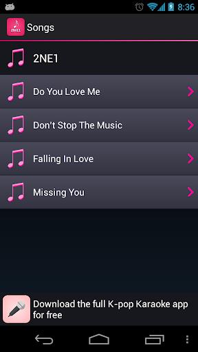 2NE1 Lyrics