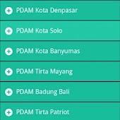 Info Cek Tagihan PDAM