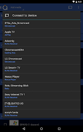 Avia Media Player (Chromecast) Screenshot 15