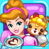 Cinderella Cafe APK for Bluestacks