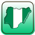 地图尼日利亚 icon