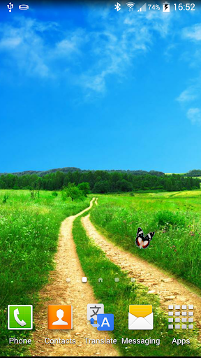 景観アニメ壁紙