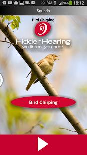 Hidden Hearing Tinnitus Check