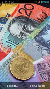 Money Live Wallpaper Apk Download
