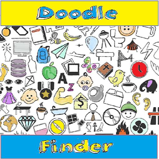 Doodle Finder LOGO-APP點子
