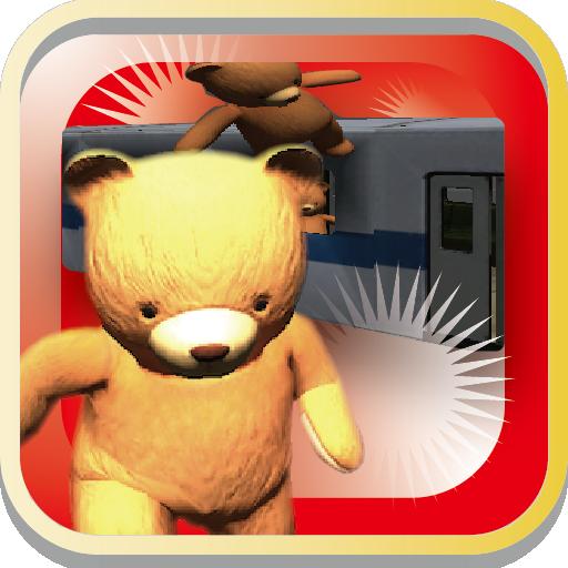 クマを追い出せ! 休閒 LOGO-玩APPs