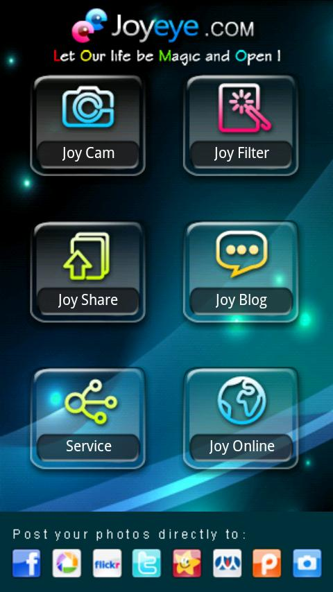 Joyeye Lite - screenshot