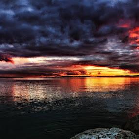 easy by Joško Tomić - Landscapes Sunsets & Sunrises