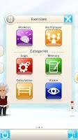 Screenshot of Einstein™ Brain Trainer HD