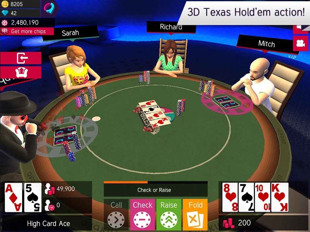 Video poker 3d gratis