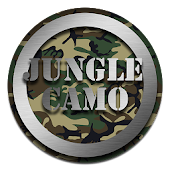 JungleCamo Icon Pack