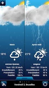 Weather for Belgium Pro - screenshot thumbnail