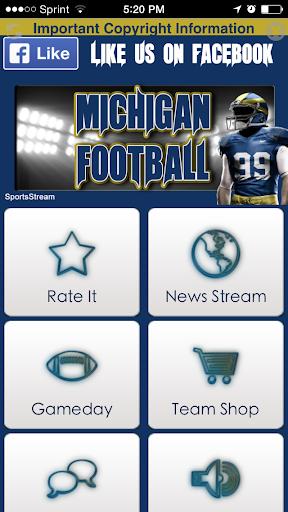 Michigan Football STREAM