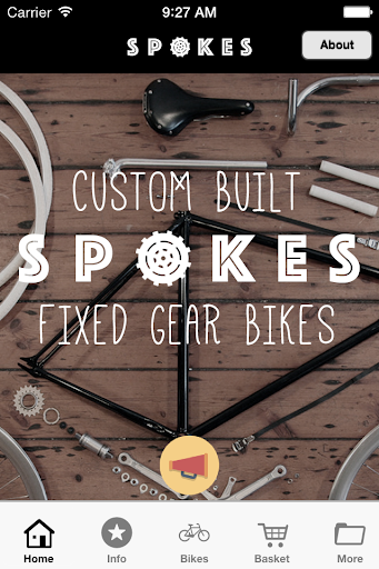 Spokes Bike
