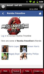 Rumba FM - screenshot thumbnail