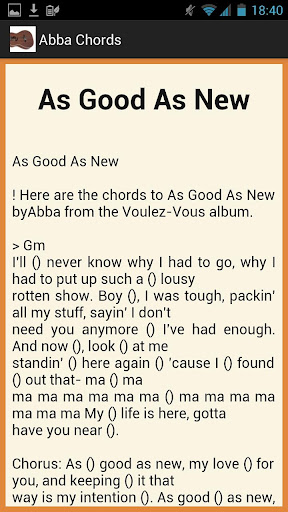 【免費音樂App】Kabat Lyrics and Chords-APP點子