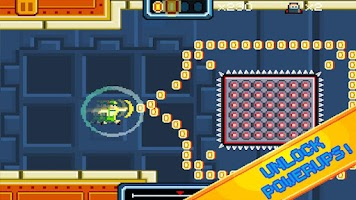 Screenshot of Super Bit Dash