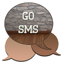 GO SMS - Rustic SMS icon