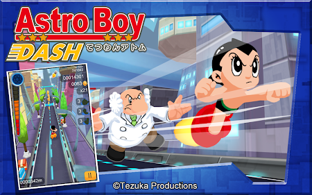 Astro Boy Dash 1.4.3 screenshot 3689