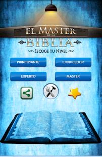 Thumbnail for El Master de la Biblia Trivia - Android Apps on Google Play