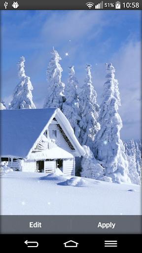 冬天 動態壁紙