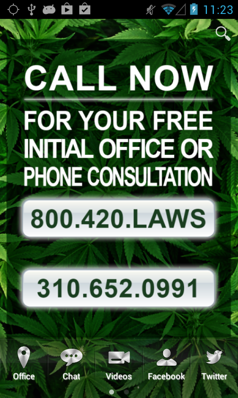 420 Laws- screenshot