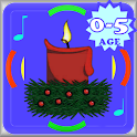 Christmas Carols Baby Game icon