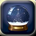 Natal - bola de vidro icon