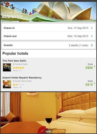 HOTEL BOOKING DISCOUNTupto 80