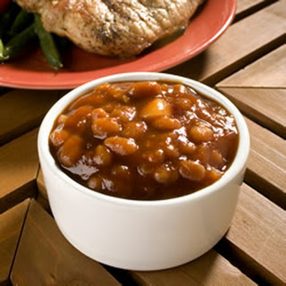 Down Home Baked Beans.