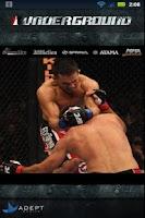 Screenshot of MMA Underground Lite