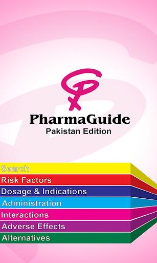 PharmaGuide Pakistan