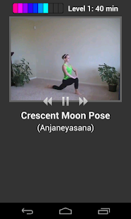 Simply Yoga Free- screenshot thumbnail