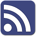 Feeds  RSS News reader logo