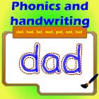 Phonics and HandWriting icon