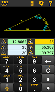 TRI CALC [ Phone / Tablet ]- screenshot thumbnail