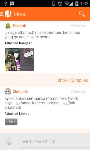 NGOMIK - Baca Komik Indonesia 1.2.5 screenshots 7