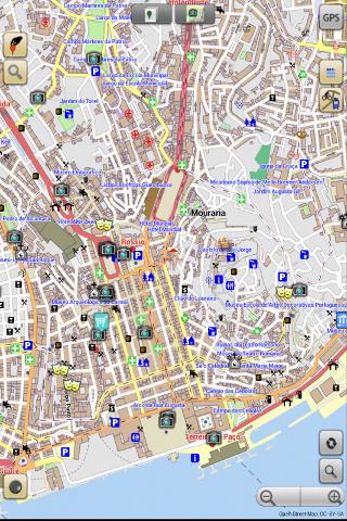 City Guide Lisbon