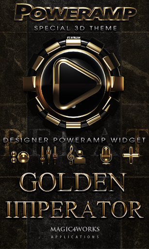 Poweramp Widget IMPERATOR