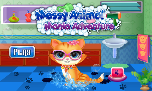 Messy Animal Mania Adventure