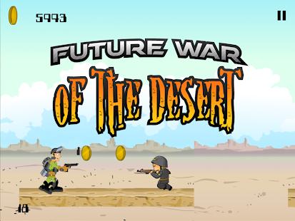 未來的沙漠 - 二戰