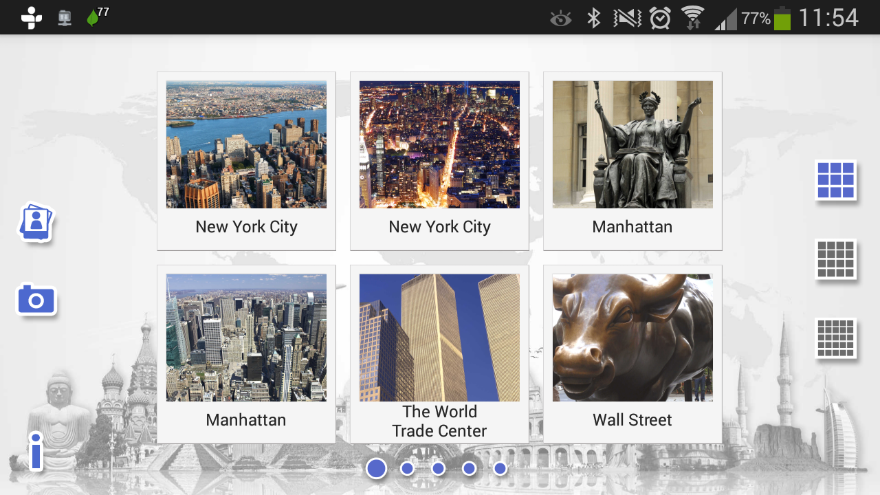 Jigsaw Guide to New York- screenshot