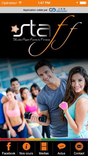 Staf Fitness