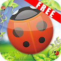 FREE Marble Solitaire LadyBug icon