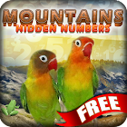 Mountains Hidden Numbers icon
