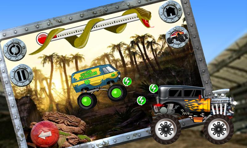 Top Truck Monster Truck Racing - screenshot